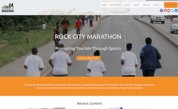 Rock City Marathon
